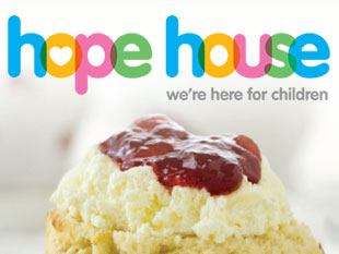 Hope House we're here for children - fundraiser